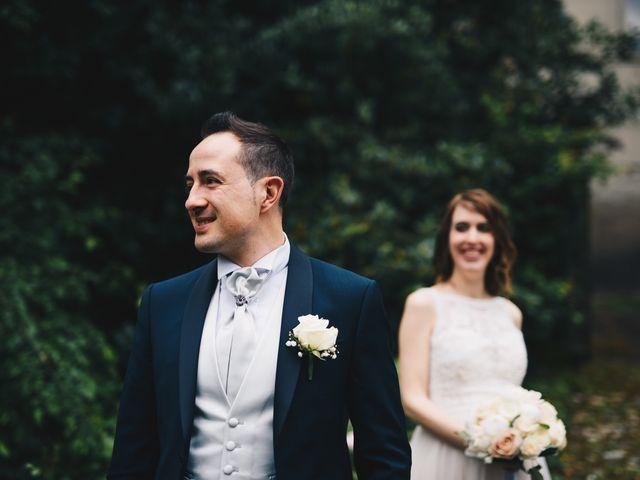 Il matrimonio di Lorenzo e Martina a Borghetto di Vara, La Spezia 54