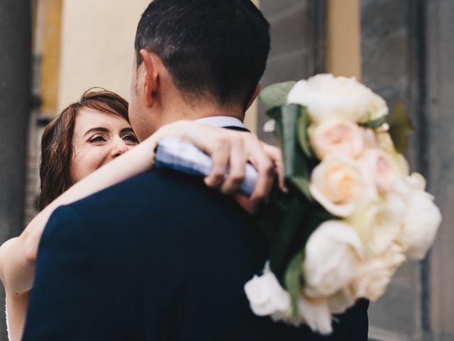 Il matrimonio di Lorenzo e Martina a Borghetto di Vara, La Spezia 58