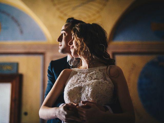 Il matrimonio di Lorenzo e Martina a Borghetto di Vara, La Spezia 65