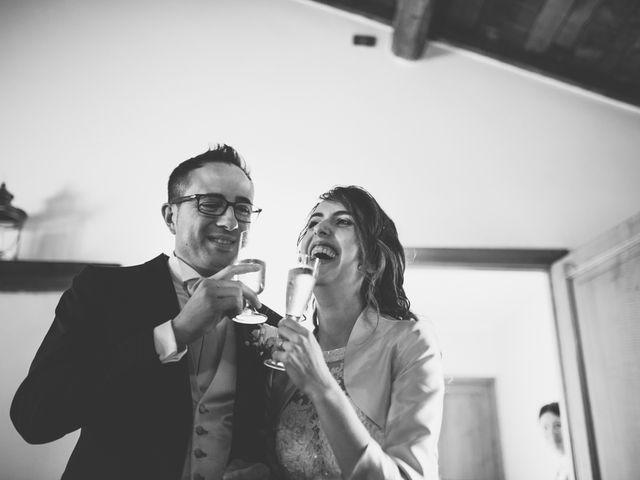 Il matrimonio di Lorenzo e Martina a Borghetto di Vara, La Spezia 73