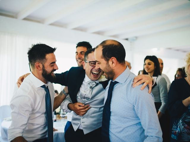 Il matrimonio di Lorenzo e Martina a Borghetto di Vara, La Spezia 78