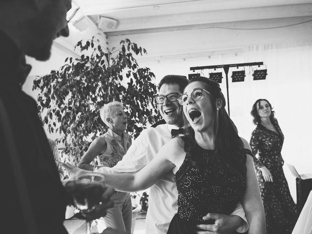 Il matrimonio di Lorenzo e Martina a Borghetto di Vara, La Spezia 82