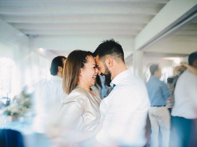 Il matrimonio di Lorenzo e Martina a Borghetto di Vara, La Spezia 83