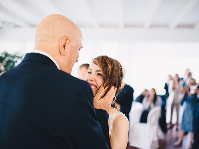 Il matrimonio di Lorenzo e Martina a Borghetto di Vara, La Spezia 104