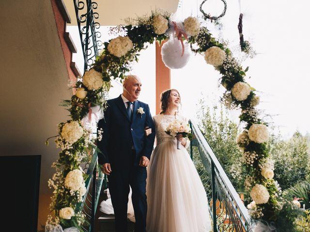 Il matrimonio di Lorenzo e Martina a Borghetto di Vara, La Spezia 25