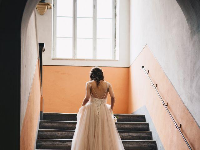 Il matrimonio di Lorenzo e Martina a Borghetto di Vara, La Spezia 63