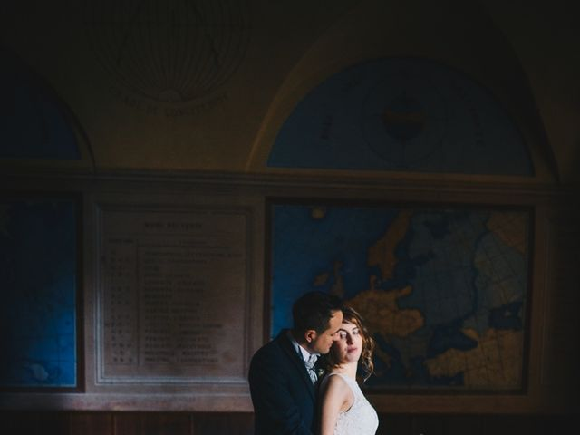 Il matrimonio di Lorenzo e Martina a Borghetto di Vara, La Spezia 64