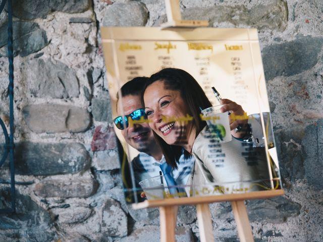 Il matrimonio di Lorenzo e Martina a Borghetto di Vara, La Spezia 89