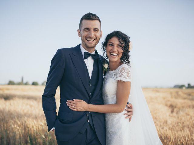 Le nozze di Marianna e Giovanni