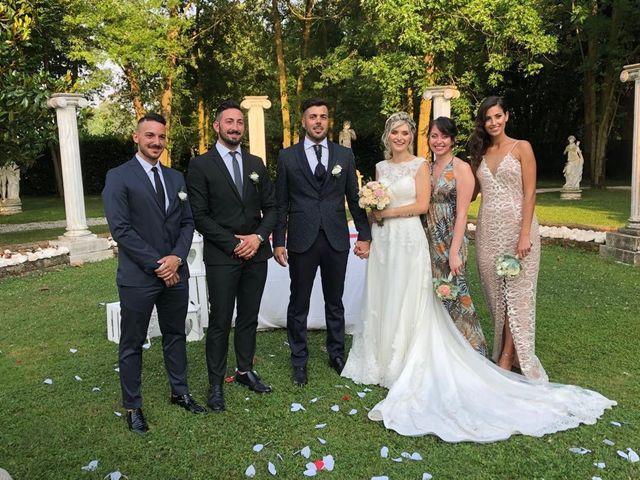 Il matrimonio di Noemi e Leonardo a Scorzè, Venezia 4