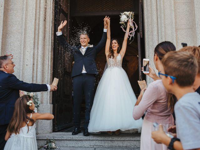 Il matrimonio di Stefano e Martina a Varese, Varese 12
