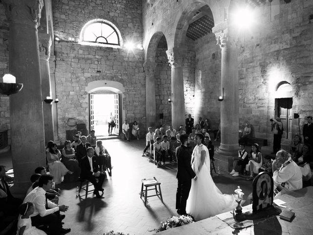 Il matrimonio di Daniel e Margherita a Pratovecchio, Arezzo 11