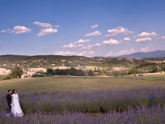 Il matrimonio di Daniel e Margherita a Pratovecchio, Arezzo 14