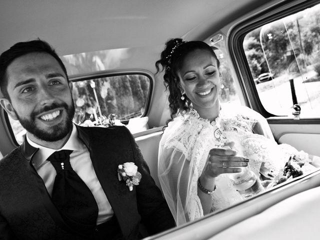 Il matrimonio di Daniel e Margherita a Pratovecchio, Arezzo 15