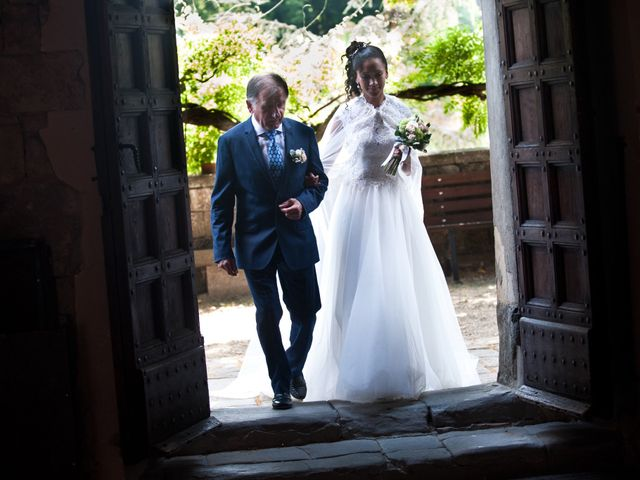 Il matrimonio di Daniel e Margherita a Pratovecchio, Arezzo 30