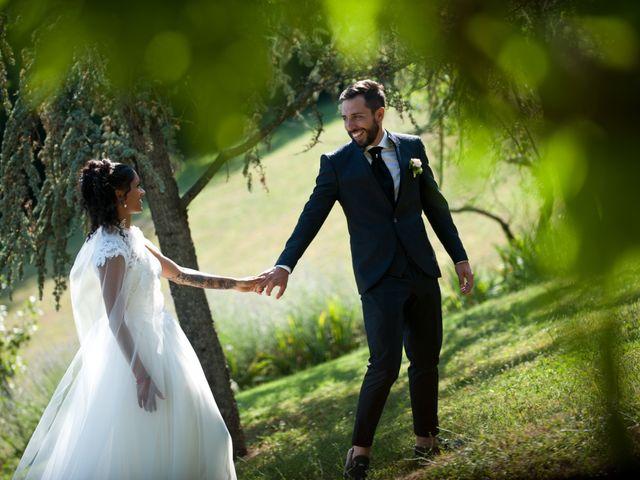 Il matrimonio di Daniel e Margherita a Pratovecchio, Arezzo 33