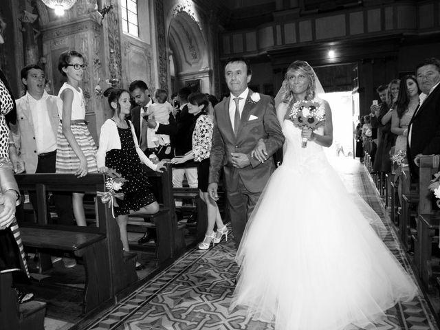Il matrimonio di Marco e Sara a Terruggia, Alessandria 7