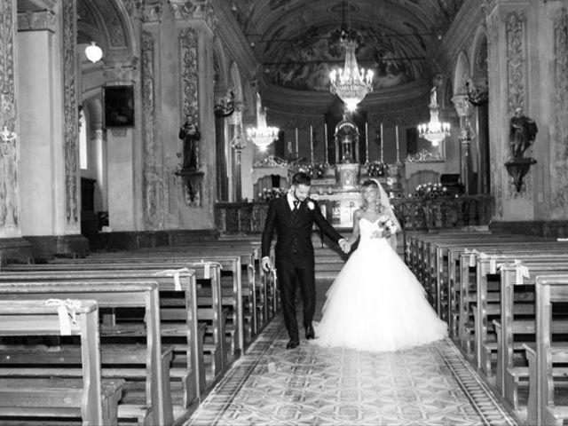Il matrimonio di Marco e Sara a Terruggia, Alessandria 8