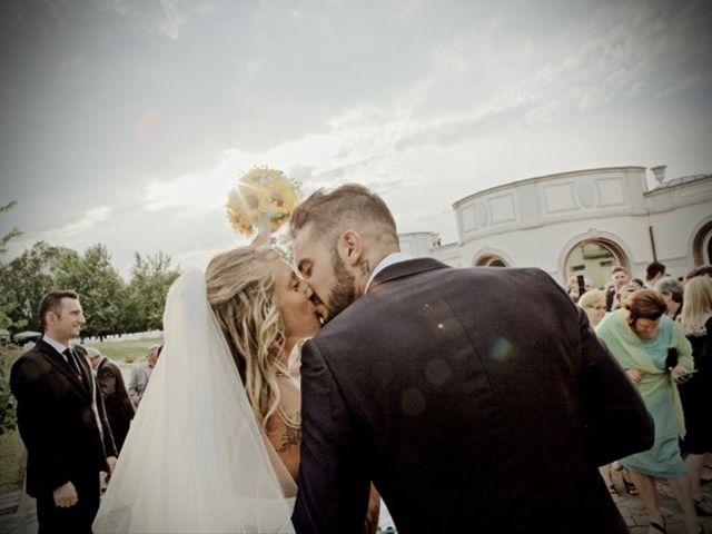 Il matrimonio di Marco e Sara a Terruggia, Alessandria 11