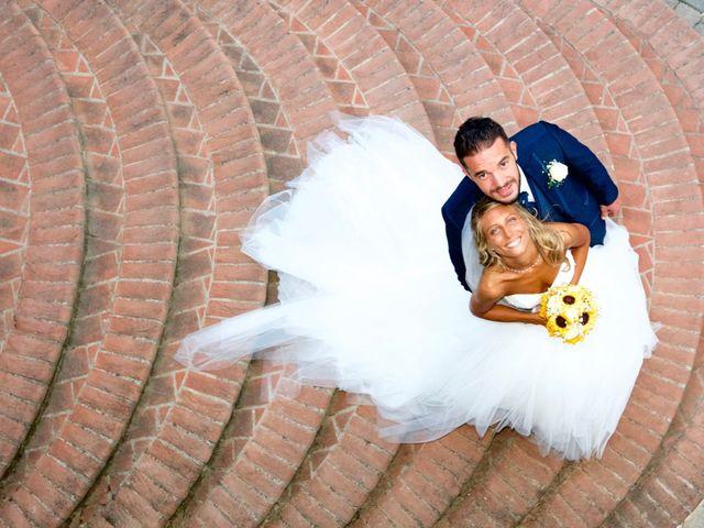 Il matrimonio di Marco e Sara a Terruggia, Alessandria 13