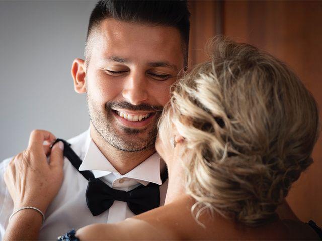 Il matrimonio di Lorenzo e Lorena a Castellammare del Golfo, Trapani 7