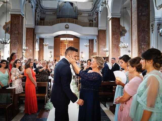 Il matrimonio di Lorenzo e Lorena a Castellammare del Golfo, Trapani 24
