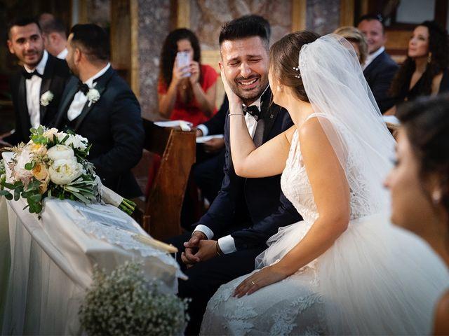Il matrimonio di Lorenzo e Lorena a Castellammare del Golfo, Trapani 34