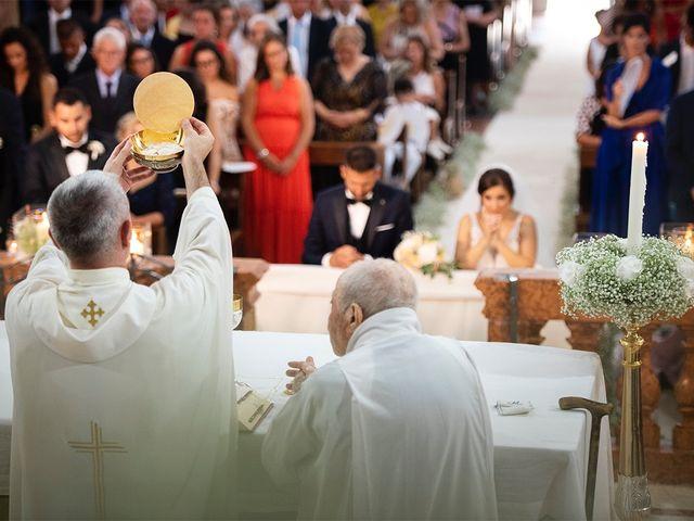 Il matrimonio di Lorenzo e Lorena a Castellammare del Golfo, Trapani 35