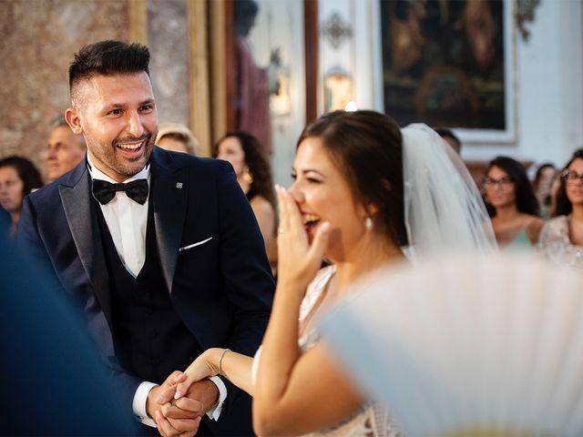 Il matrimonio di Lorenzo e Lorena a Castellammare del Golfo, Trapani 39