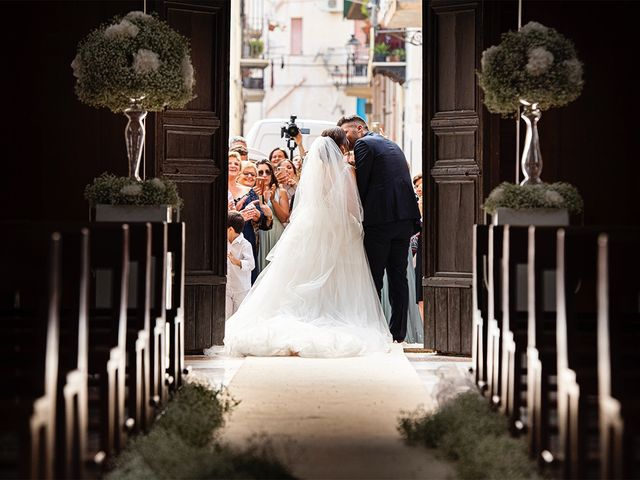Il matrimonio di Lorenzo e Lorena a Castellammare del Golfo, Trapani 41
