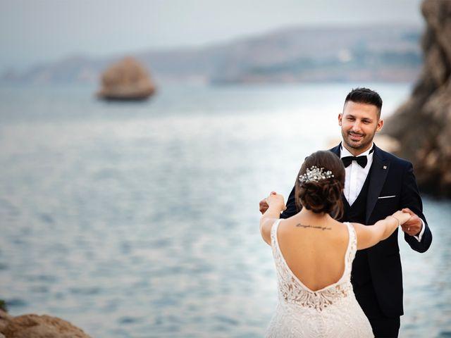 Il matrimonio di Lorenzo e Lorena a Castellammare del Golfo, Trapani 47