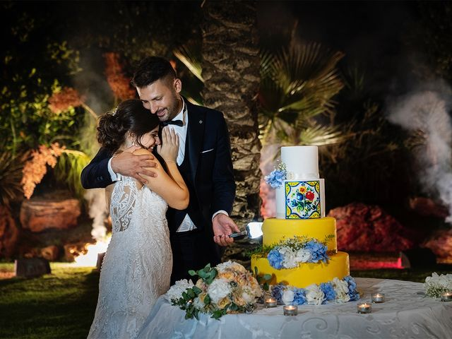 Il matrimonio di Lorenzo e Lorena a Castellammare del Golfo, Trapani 67