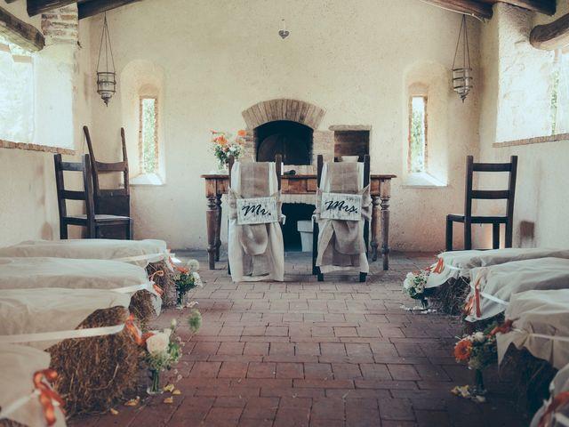 Il matrimonio di Ken e Kamilla a Viggiù, Varese 30