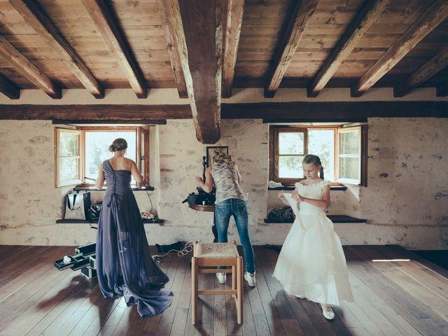 Il matrimonio di Ken e Kamilla a Viggiù, Varese 41