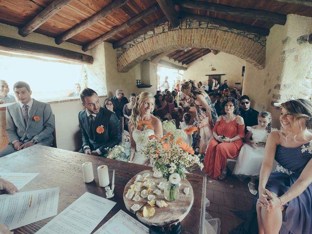 Il matrimonio di Ken e Kamilla a Viggiù, Varese 58