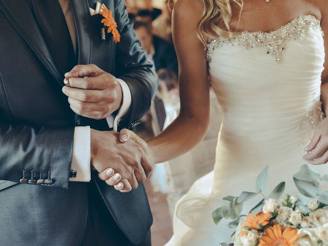 Il matrimonio di Ken e Kamilla a Viggiù, Varese 64
