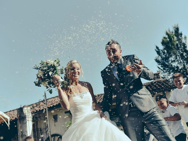Il matrimonio di Ken e Kamilla a Viggiù, Varese 73