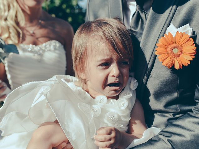 Il matrimonio di Ken e Kamilla a Viggiù, Varese 78