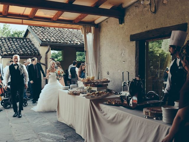 Il matrimonio di Ken e Kamilla a Viggiù, Varese 86