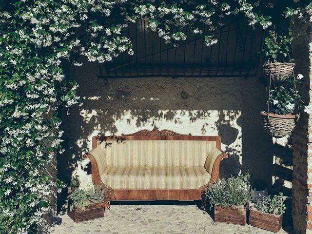 Il matrimonio di Ken e Kamilla a Viggiù, Varese 87
