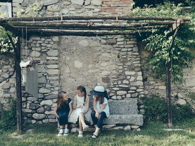 Il matrimonio di Ken e Kamilla a Viggiù, Varese 94