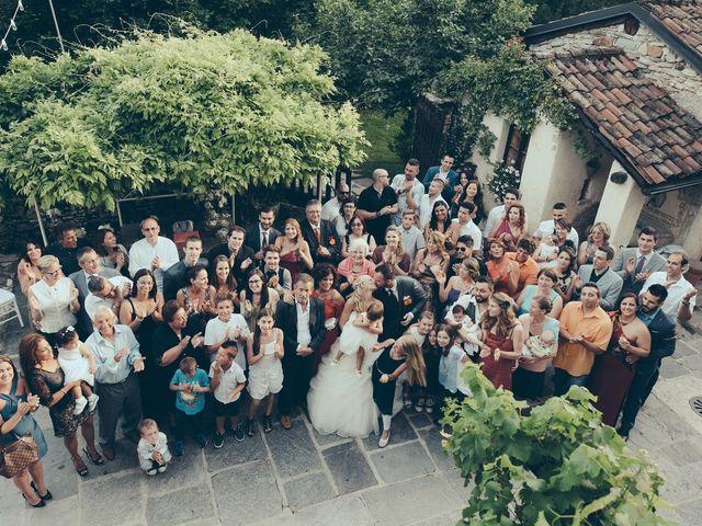 Il matrimonio di Ken e Kamilla a Viggiù, Varese 105