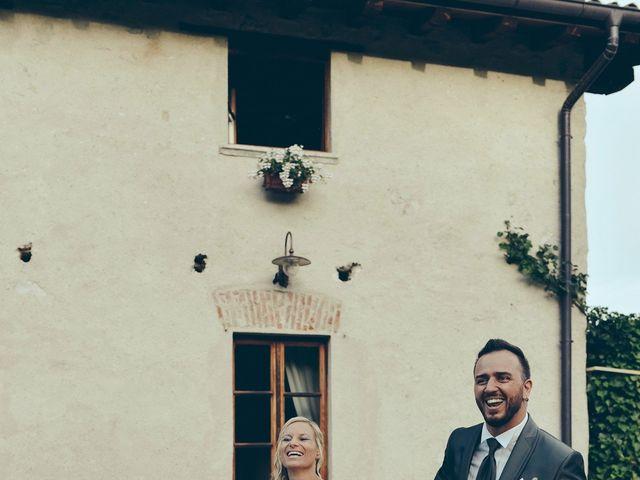 Il matrimonio di Ken e Kamilla a Viggiù, Varese 107