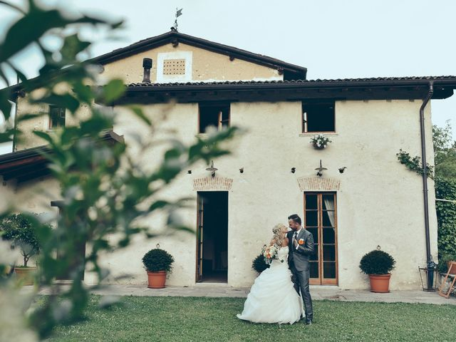 Il matrimonio di Ken e Kamilla a Viggiù, Varese 108