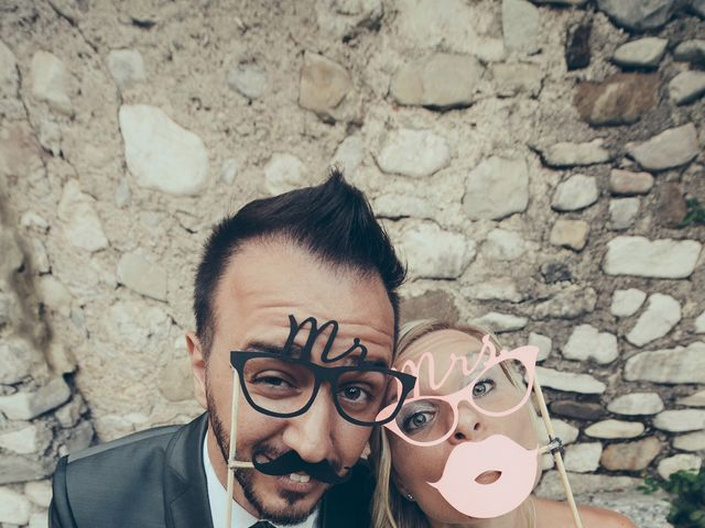 Il matrimonio di Ken e Kamilla a Viggiù, Varese 123