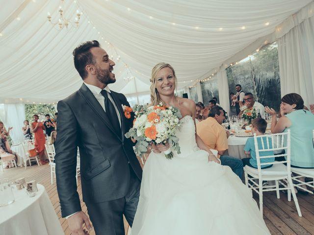 Il matrimonio di Ken e Kamilla a Viggiù, Varese 126