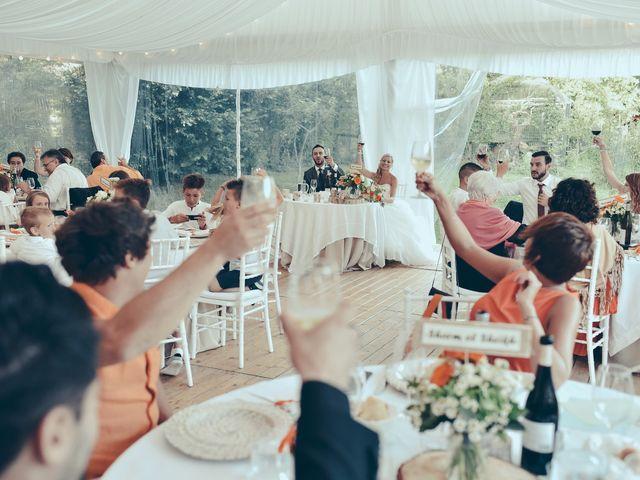 Il matrimonio di Ken e Kamilla a Viggiù, Varese 129