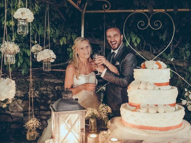 Il matrimonio di Ken e Kamilla a Viggiù, Varese 163