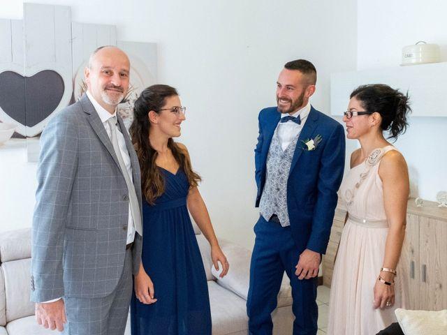 Il matrimonio di Omar e Jessica a Uboldo, Varese 4