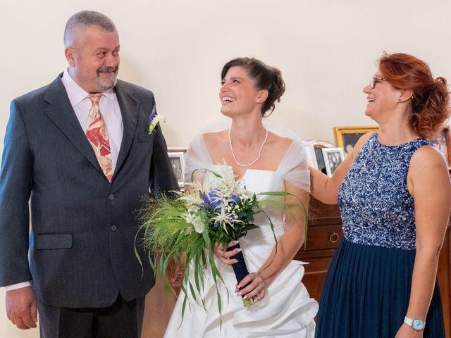 Il matrimonio di Omar e Jessica a Uboldo, Varese 7